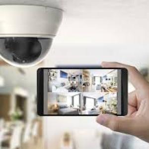 Projeto para cameras de segurança